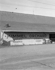kimmel orchard building