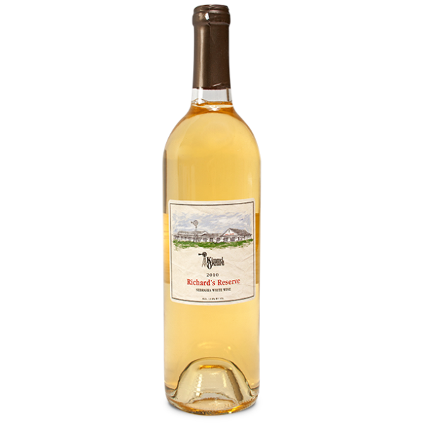 richard's reserve white wine
